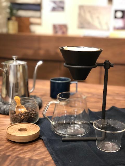 コーヒーを愉しむ
